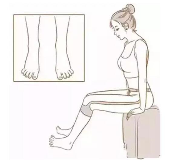 3个动作打通腿部6条经络